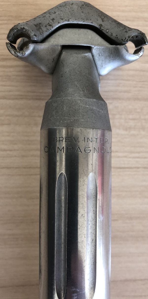 Image of  Campagnolo Super Record seat post
